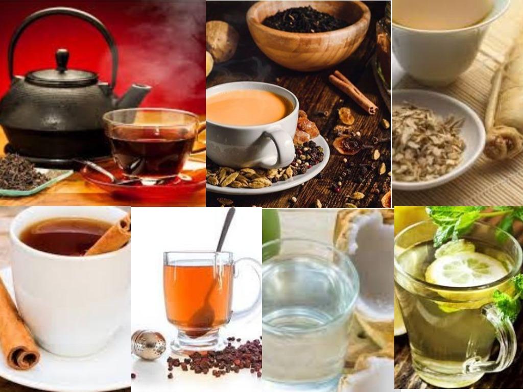 7 Drinks that rejuvenate your mornings
